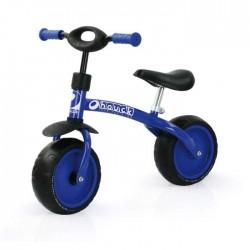Bicicleta Fara Pedale Super Rider 10 - Albastru