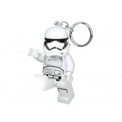 Breloc cu lanterna LEGO First Order Stormtrooper