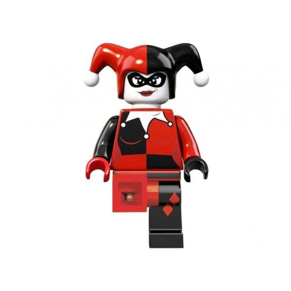 Breloc cu lanterna LEGO DC Super Heroes Harley Quinn LGL-KE81