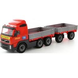 Camion cu remorca Powertruck 40cm - Wader