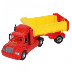 Camion cu semiremorca Mike - Wader