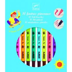 Carioci pensula Djeco culori pop