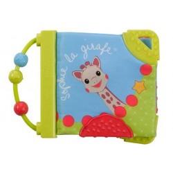 Carticica Vulli pentru joaca Girafa Sophie colorata