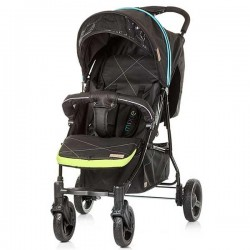 Carucior sport Chipolino Mixie Disco Black