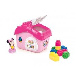 Clemmy - Casuta Minnie cu cuburi