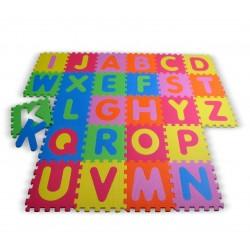 Covor puzzle din spuma Alfabet