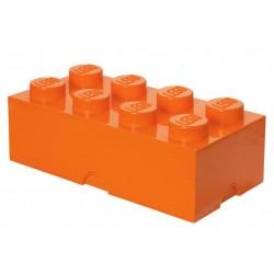 Cutie depozitare 2x4 - Portocaliu
