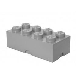 Cutie depozitare LEGO 2x4 - Gri