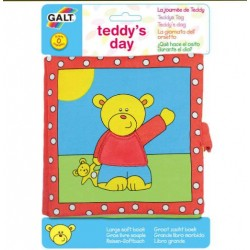 Large Soft Book - Carticica moale Teddy's Day
