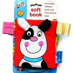 Carticica moale Pets - Soft Book