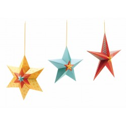 Decoratie camera copil stele Djeco