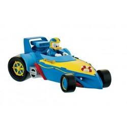 Figurina Donald cu masina - Mickey si pilotii de curse