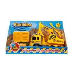 Excavatorul de Plastelina