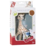 Girafa Sophie in cutie cadou Fresh Touch - Vulli