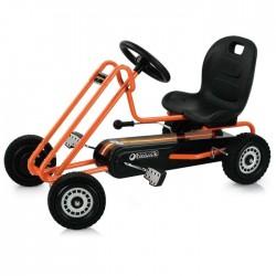 Go Kart Lightning - Orange