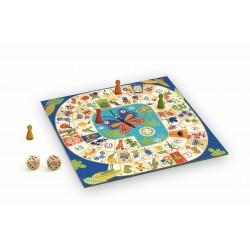 Joc clasic cu pioni - Jocul gastelor