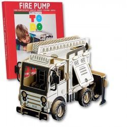 Joc creativ 3D Fire Pump