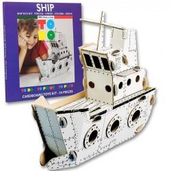 Joc creativ 3D Ship