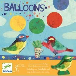 Joc de societate Baloane colorate