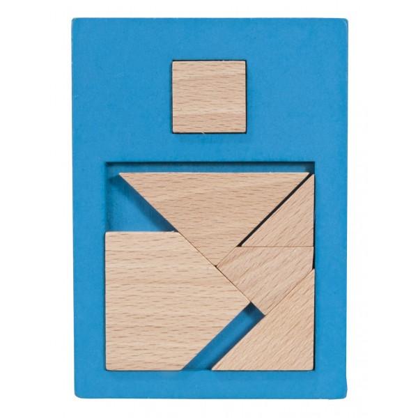 Joc logic din lemn extra piesa - 2