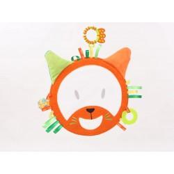 Jucarie senzoriala Pisica - Ludi