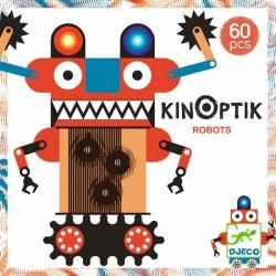 Kinoptik Djeco Roboti