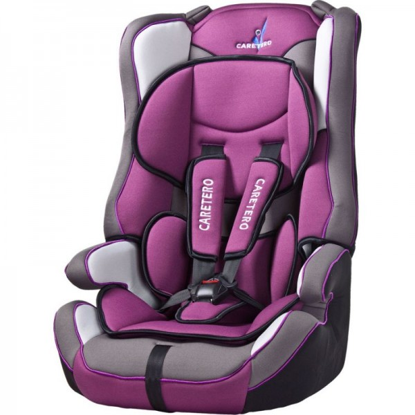 Scaun auto Caretero Vivo Purple - Grupa 9-36 Kg