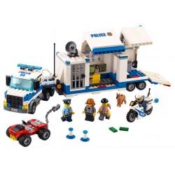 LEGO City - Centru de comanda mobil 60139