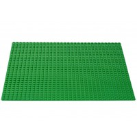 LEGO Classic - Placa de baza verde LEGO 10700