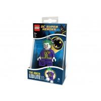 Breloc cu lanterna LEGO Joker LGL-KE30