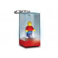 Breloc lanterna cutie rosie LGL-KE75-R