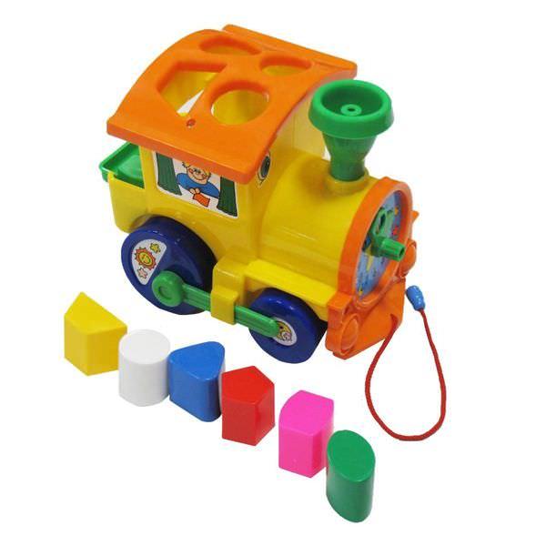 Locomotiva cu forme - Cavallino