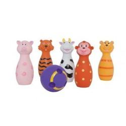 Set de popice Soft  cu animalute - Ludi