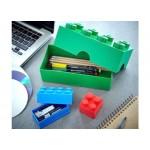 Mini cutie depozitare LEGO 2x2 - Roz