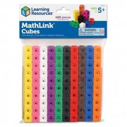 Set de constructie - MathLink 100 piese