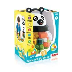 Panda cu 18 piese - DOLU