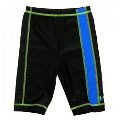 Pantaloni de baie blue black marime 98-104 protectie UV Swimpy