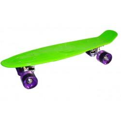 Placa skateboard roti silicon mare