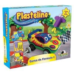 Plastelino - Cursa de Formula 1