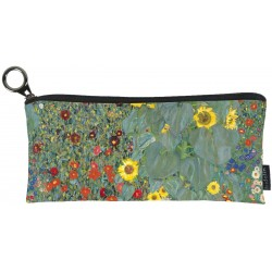 Portmoneu textil Klimt