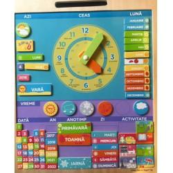 Calendar magnetic - Vremea