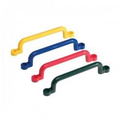 Manere din plastic 25 cm - Albastru
