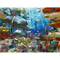 PUZZLE MINUNILE OCEANULUI, 3000 PIESE