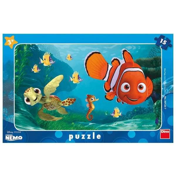 Puzzle - Nemo 15 piese