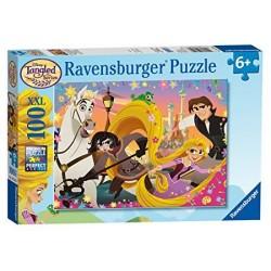 Puzzle 100 de piese Rapunzel