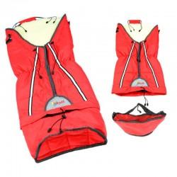 Sac de iarna Skutt Lux 3 in 1 lana 100x45 cm Red