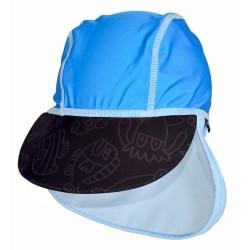Sapca copii Blue Ocean 1-2 ani protectie UV Swimpy