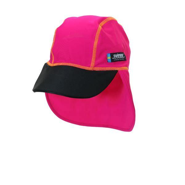 Sapca pink black 1- 2 ani protectie UV Swimpy