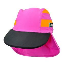 Sapca Sport pink 4-8 ani protectie UV Swimpy