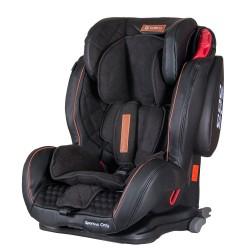 Scaun auto Sportivo Only cu Isofix Black Coletto